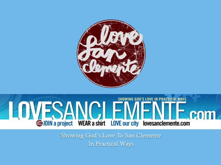 Love San Clemente